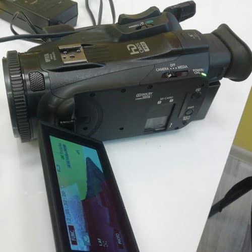 Новую камеру для съемок шоу